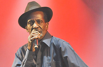 Jamaican State Funeral For Reggae Singer Gregory Isaacs