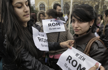 Roma Name Change: Romanian Government Aim Outrages Gypsies - TIME