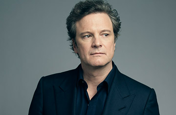 Colin Firth Profile: Enter the King - TIME