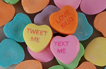 Sweethearts Necco Explains The Phrases On The Candy Hearts Time