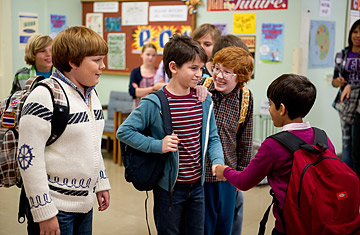 Diary Of A Wimpy Kid Second Time Is Charming Time