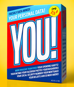 Your personal data