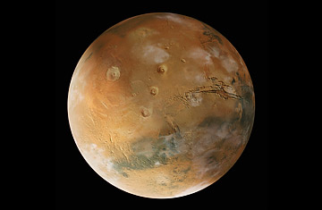 real pictures of mars the planet - photo #12