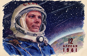 Yuri Gagarin: Anniversary Honors for First Man in Space - TIME