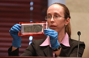 Casey Anthony Trial Csi A Guide To The Forensic Evidence Time