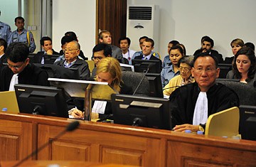 At Opening of Cambodia War Crimes Trial, Anger, Doubt and