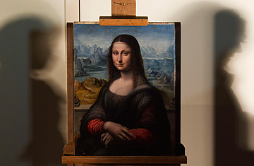 spain what the mona lisa contemporary copy reveals time