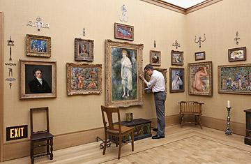 The Barnes Art Collection Finds A New Home Time