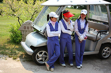 Golf in North Korea: The Hermit Kingdom's Newest Pastime - TIME
