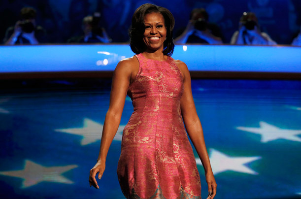 36b51c256190e Photos: First Lady Michelle Obama's Fashion Moments - TIME