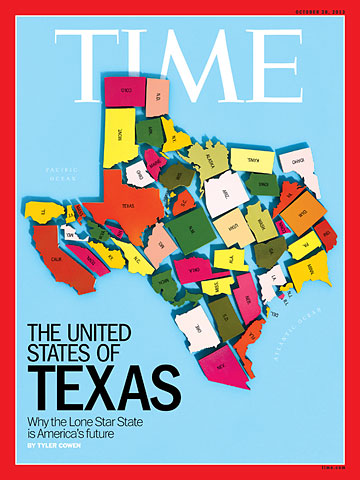why texas is our future time