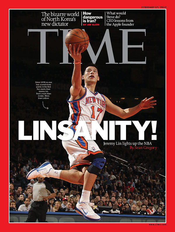 Image result for linsanity cover