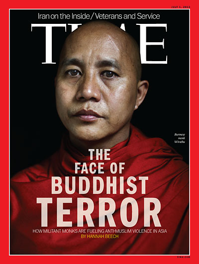 This is <i>Time Magazine</i>'s Cover in Every Country in the World This Week…Except the United States