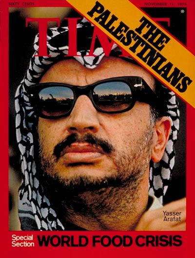 The life and times of yasser arafat