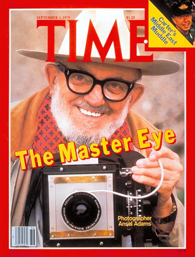time magazine september 3 1979 the master eye photographer ansel adams carters middle east muddle