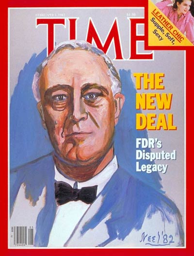 Criticism of Franklin D. Roosevelt