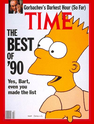 Bart Simpson Time News Pictures Quotes Archive