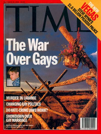 The homosexual in america time magazine 1966