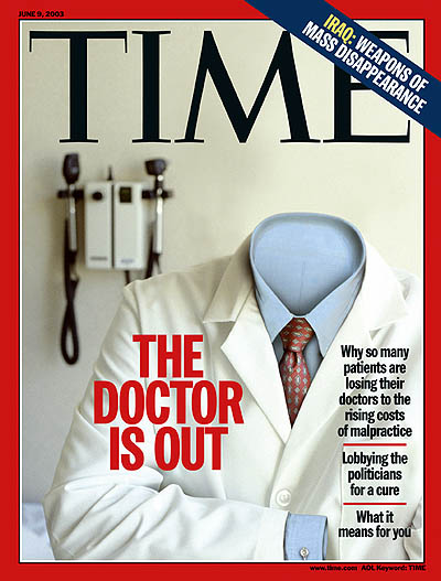 time magazine cover the doctor is out june 9 2003 lawsuits