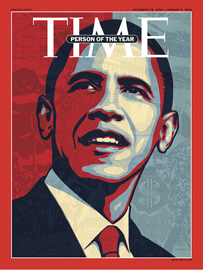 2012 Person of the Year: Barack Obama, the President