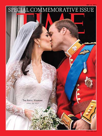 Royal Wedding Time In Us.Time Magazine U S Edition May 16 2011 Vol 177 No 19
