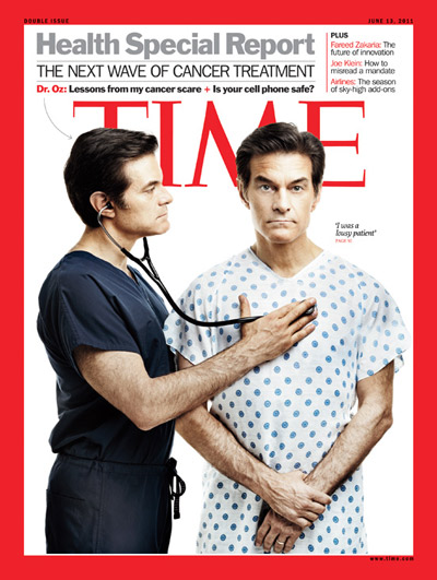 Time Magazine Cover Health Special Report The Next Wave