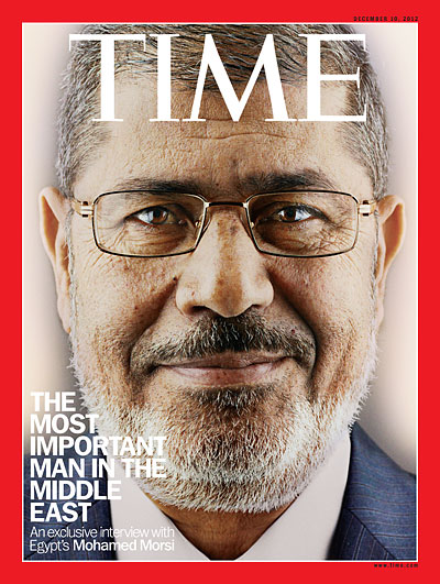 TIME Magazine Cover: The Most Important Man In The Middle