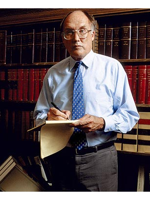 William Rehnquist - Persons of the Year 2005 - TIME