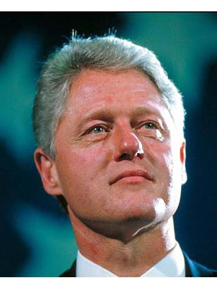 Bill Clinton 1992 1998 Person Of The Year A Photo History Time