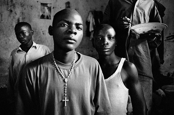 Stress in child-soldiers essay