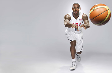 647c6c9d7f322f 1. LeBron James - 100 Olympic Athletes To Watch - TIME