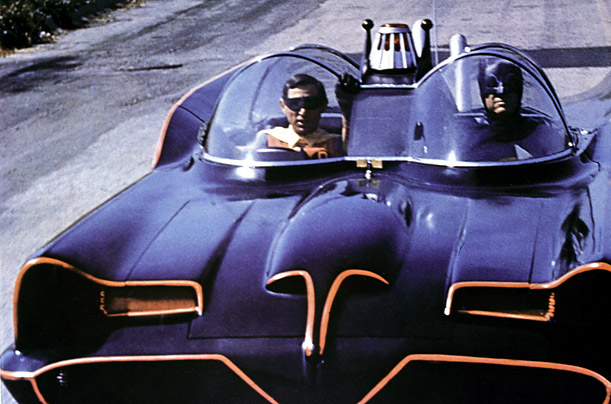 The Batmobile Top 10 Fictional Cars Time