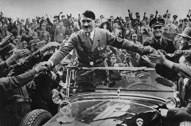 Hitler: Evil Unprecedented