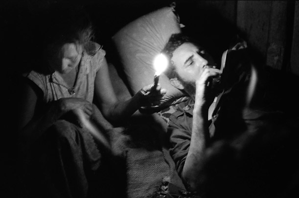 fidel castro in the jungle photo essays time in 1958 fidel castro and his men encamped in the sierra maestra mountains in southwestern