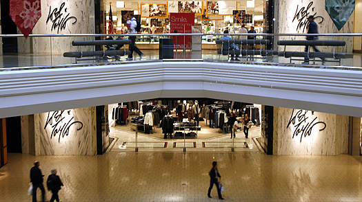 Chicago: Side Trips — Woodfield Mall - TIME