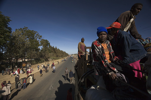 Kenya: The case of Internally Displaced People following the 2007 Post Election Violence.