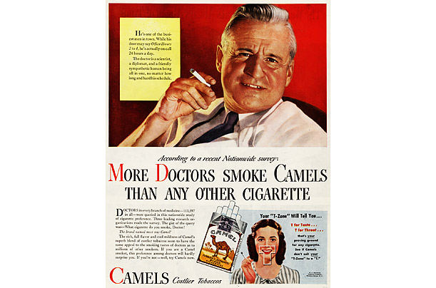 Your Doctor Wants You to Smoke - Photo Essays - TIME