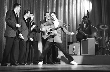 Rock and Roll in the Mid-1950s