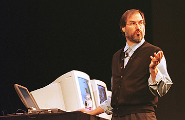 The Return of Jobs - The Apple Revolution: 10 Key Moments - TIME