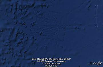 Atlantis Found? - Top 10 Google Earth Finds - TIME