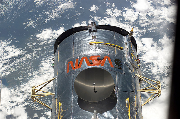 A Brief History of the Hubble Space Telescope - Photo ...