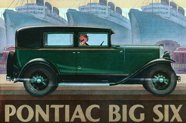 After General Motors Bought A Stake In The Company Pontiac Became Gm Brand