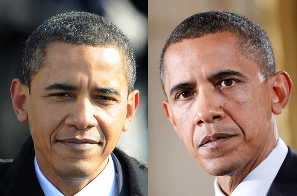 How Presidents Age in Office - Photo Essays - TIME