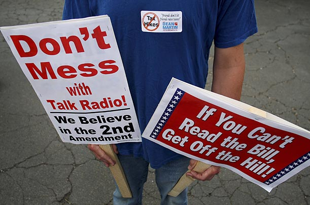 Signs of the Tea-Party Protests - Photo Essays - TIME