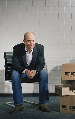 Jeff Bezos The 2009 Time 100 Time
