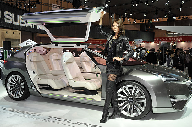 10 Cool Concepts From The Tokyo Auto Show Photo Essays Time