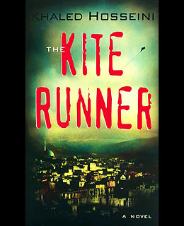 the kite runner khaled hosseini top airplane books time nothing about khaled hosseini s critically acclaimed 2003 debut makes it seem a slam dunk for casual readers the kite runner details the tumultuous life of