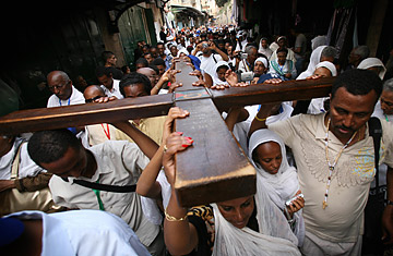 Ethiopia's Belated Easter Celebration - Top 10 Things You Didn't