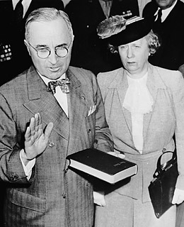 Bess Truman Top 10 Colorful First Spouses Time