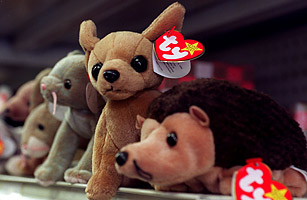 Beanie Babies From Tickle Me Elmo To Squinkies Top 10